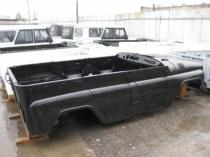 КУЗОВ УАЗ-31514 3-й комплектности под карбюраторный двигатель под металлическую крышу 315140500001491