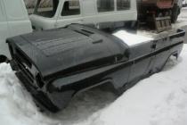 КУЗОВ УАЗ-Хантер 3-й комплектности (лодка(без крыши и надставок дверей) , 2008-… под электронную педаль газа 315195500001490